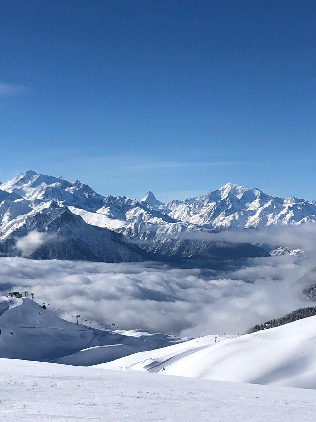 Aletscharena / Matterhorn