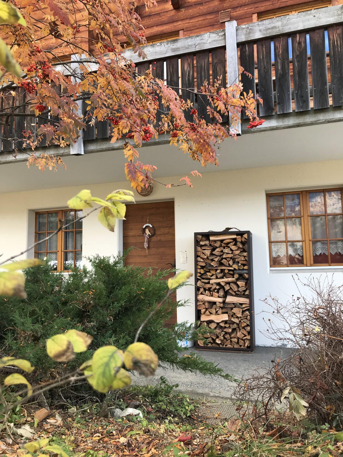 Eingang 3-Zimmer Wohnung