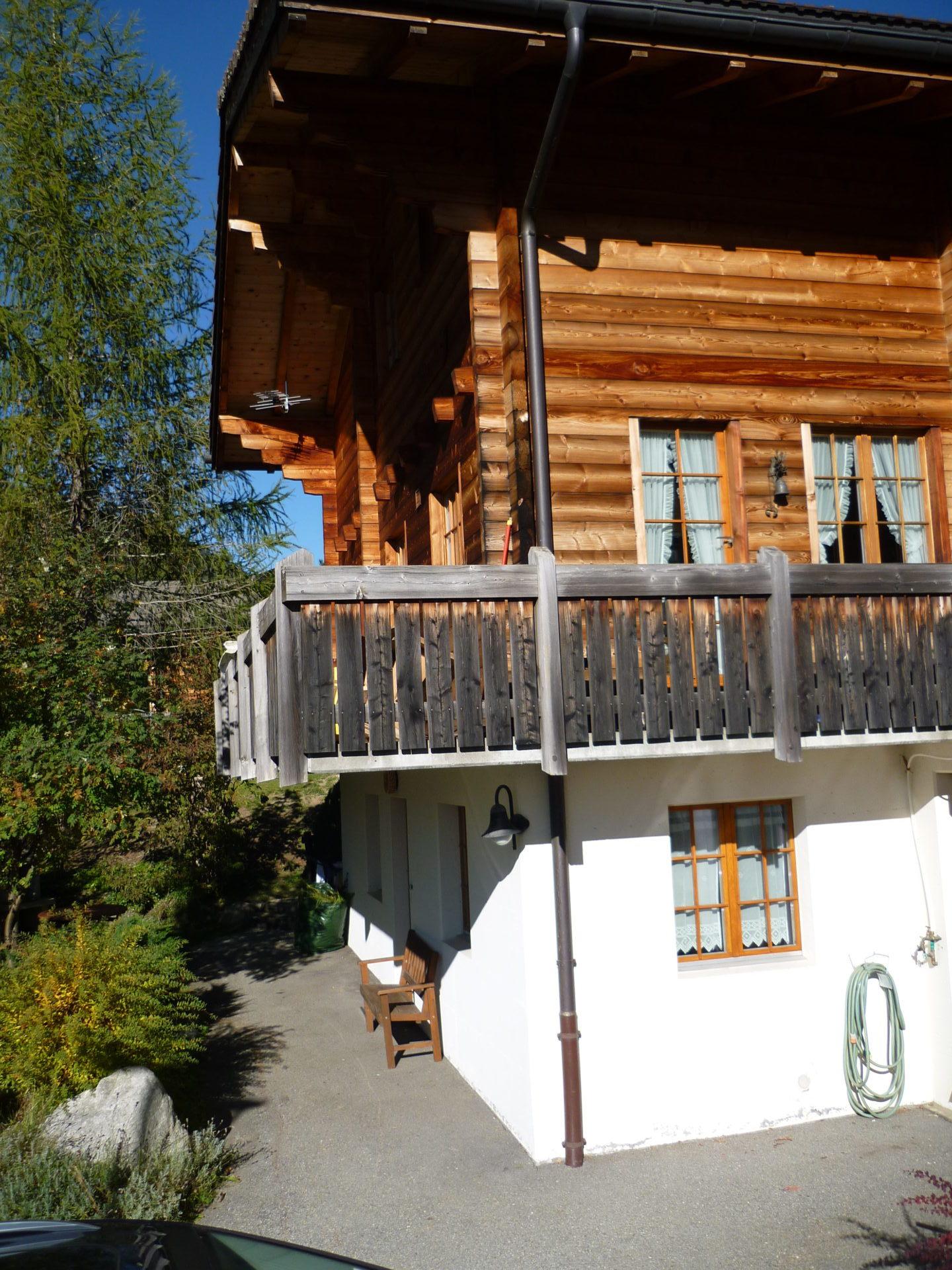 3-Zimmer Wohnung im  Parterre