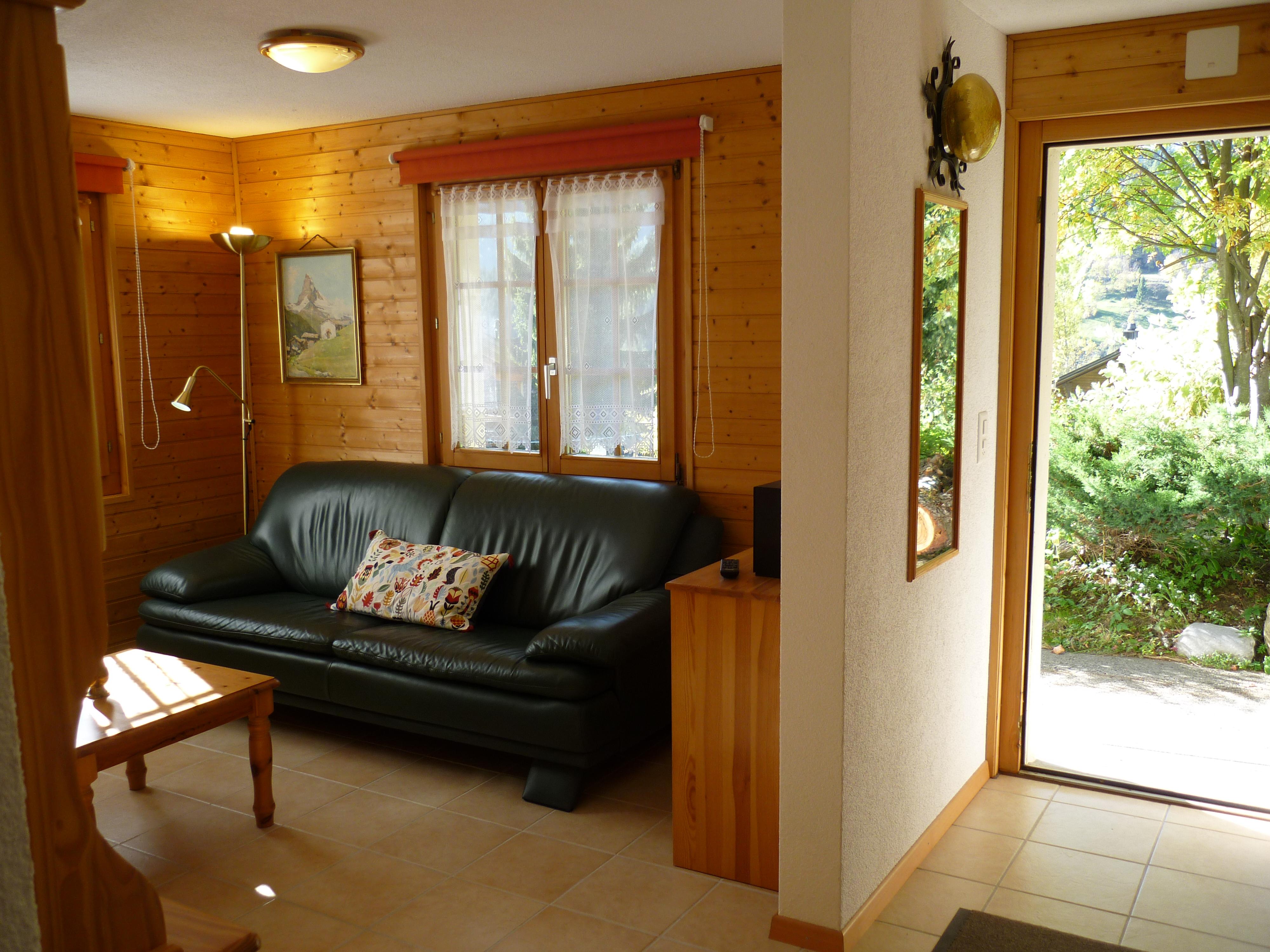 Wohnzimmer / Eingang